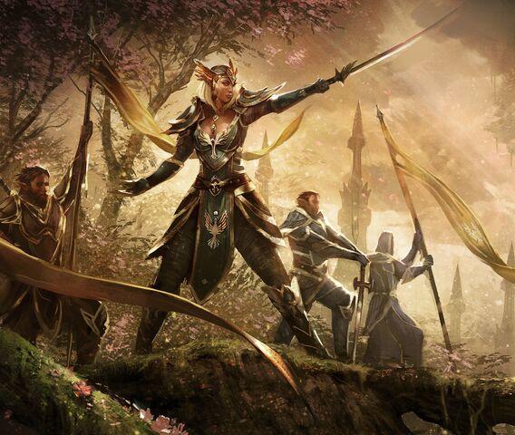 ไฟล์:Queen Ayrenn official artwork.jpg