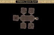 Tolasero Lower Level Interior Map Morrowind