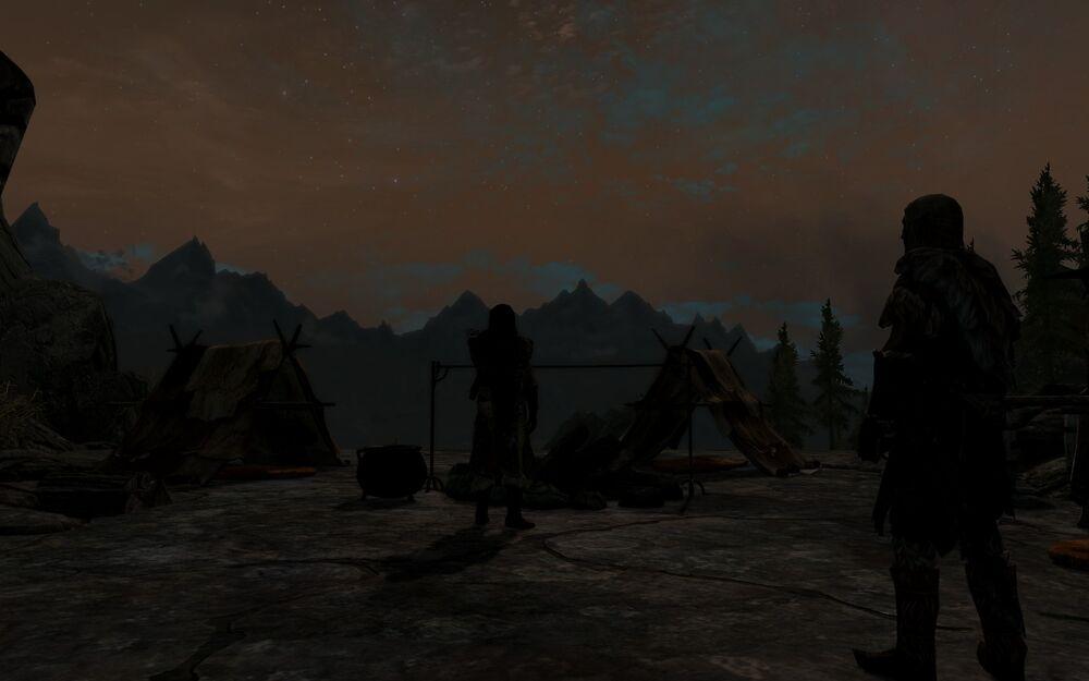Alflagondorf Fast Camp