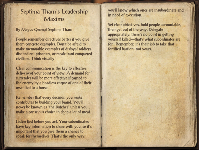File:Septima Tharn's Leadership Maxims.png