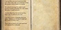 Camandar's Journal