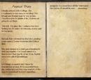 Aranias' Diary