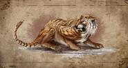 Senche-tiger concept