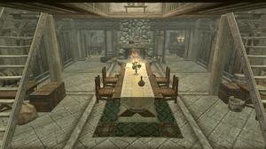 Hearthfire Main Hall