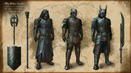 Ancient Orc Armors Concept Art