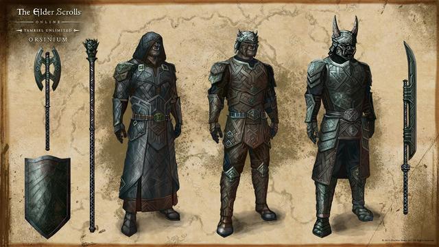 File:Ancient Orc Armors Concept Art.png