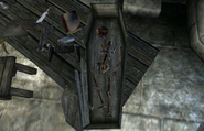 Fort Cuptor Child Overall Coffin