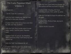 The Lusty Argonian Maid, Vol. 1