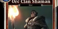Orc Clan Shaman