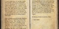 Vim's Diary