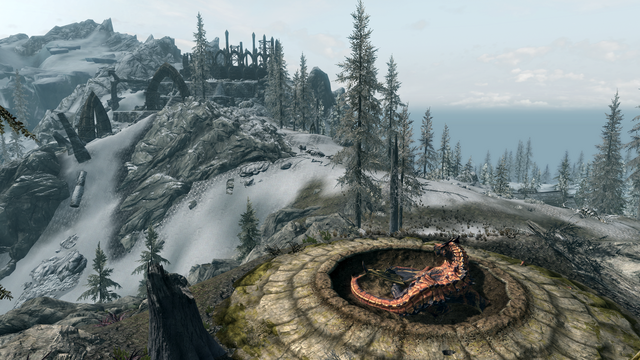 File:Dragonmound near Temple of Miraak.png