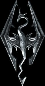 File:Skyrim Logo Large.png