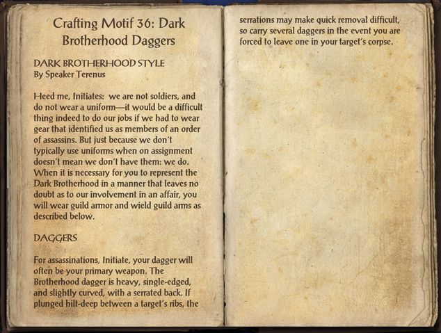 File:Crafting Motifs 36, Dark Brotherhood Daggers.png