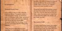 Myths of Sheogorath, Volume II