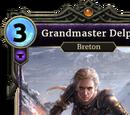 Grandmaster Delphine