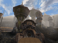 Nchuleftingth Morrowind Exterior View