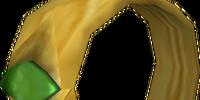 Gold Emerald Ring (Oblivion)
