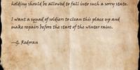 General Gavryn's Declaration