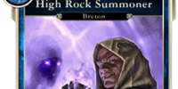 High Rock Summoner