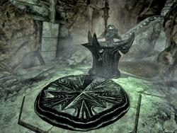 Molag bal mace altar rusty