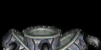 Bone Hawk Ring