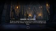 Quarantine Serk Catacombs load screen