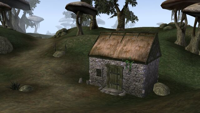 File:TES3 Morrowind - Pelagiad - Erval's House exterior.jpg