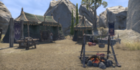 Strid River Artisans Camp
