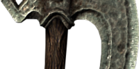 Ghorbash's Ancestral Axe