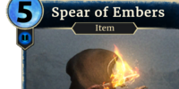 Spear of Embers