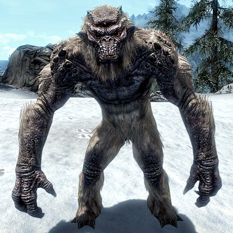 File:Frost Troll Skyrim.png