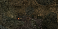 Old Mournhold: Armory Ruins