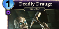 Deadly Draugr