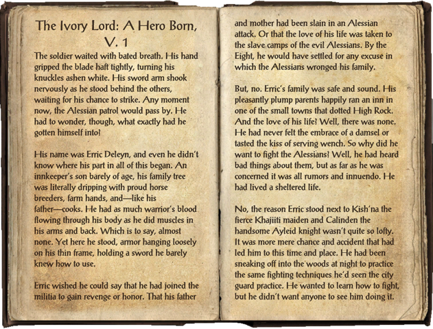 File:The Ivory Lord A Hero Born, V. 1 Page1.png