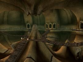 Ald'Ruhn-Under-Skar Interior Morrowind