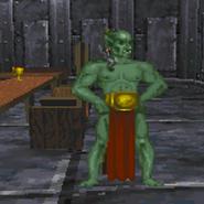 The Elder Scrolls II Daggerfall Orc Gortwog