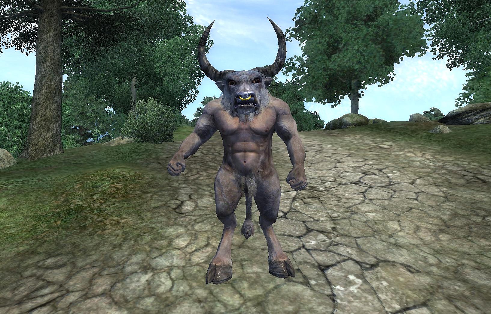 Fichier:Minotaur Creature.png