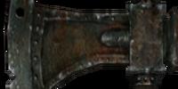 Iron War Axe (Morrowind)