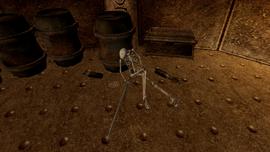 Mudan, Right Tower - Corpse of Peke Utchoo - Morrowind