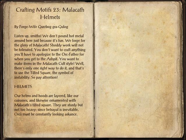 File:Crafting Motifs 23, Malacath Helmets.png