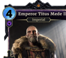 Emperor Titus Mede II (Legends)