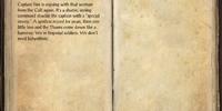 Legionary's Journal