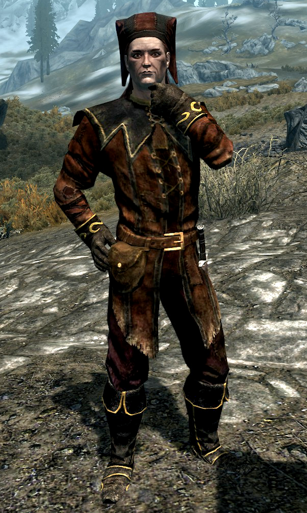 how tall is cicero skyrim