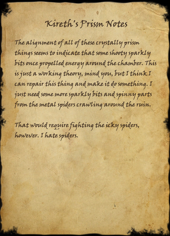 File:Kireth's Prism Notes.png