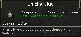 SmellyGlue