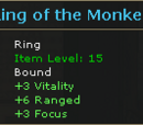 Ring of the Monkey