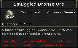 SmuggledBronzeOre
