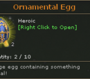 Ornamental Egg