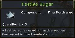 Festive Sugar