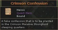 Crimson Confession